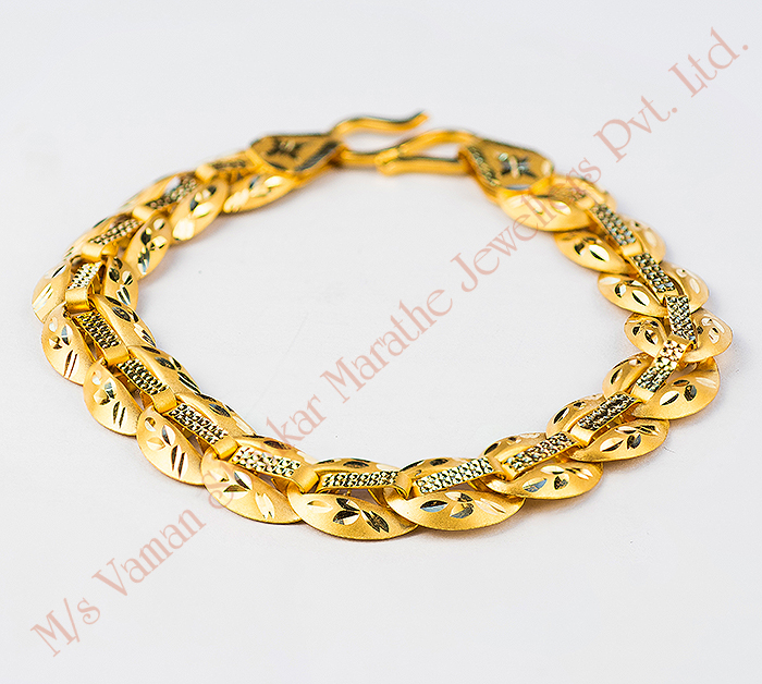store bestoso in bracelet italian yellow big gold marinara